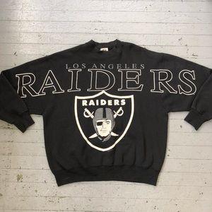 Vintage 90's RAIDERS Sweatshirt